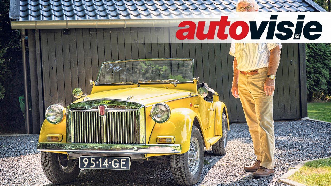 Uw Garage Fiat Siata 850 Spring 1968