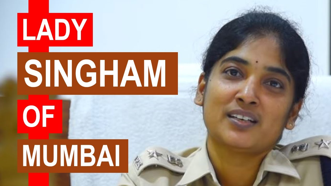 Real Story of an IPS officer | N. Ambika IPS | Tamil with English  sub-titles | Anand Amirtharaj - YouTube