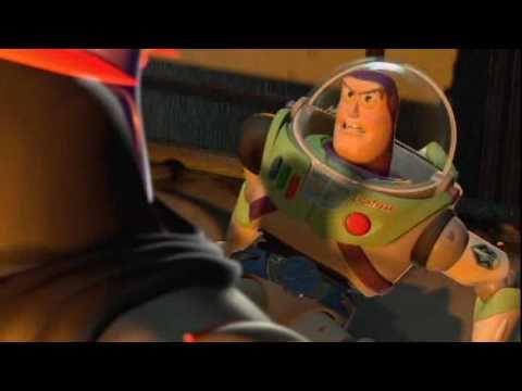 Pixar Toy Story 2 Movie Clip Evil Emperor Zurg Blu Ray Promo