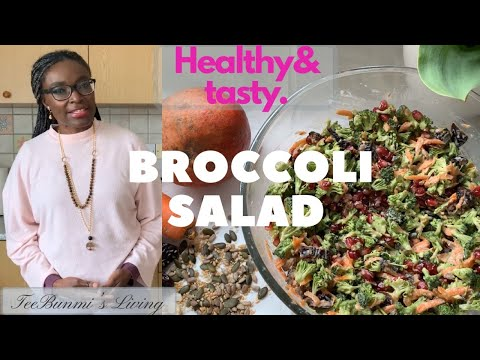 broccoli-salad-|-vegan-healthy-salad