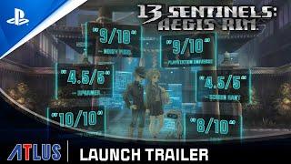 13 Sentinels: Aegis Rim   Launch Trailer   PS4