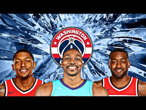Dwight Howard Signs With The Washington Wizards! NBA Season Simulation