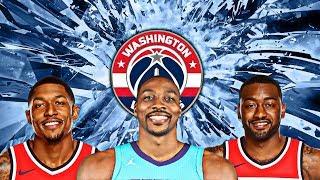 Dwight Howard Signs With The Washington Wizards! NBA Season Simulation