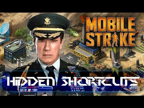 Mobile Strike - 3 Hidden Shortcuts to Speed Up Your Gameplay