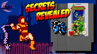 Castlevania NES Secrets and History | Generation Gap Gaming