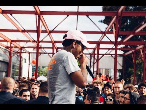 Lil B NTS Live at MOCA Los Angeles w/ B&O Play