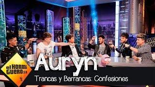 Las confesiones de Auryn a Trancas y Barrancas en el Hormiguero 3.0 YouTube Videos