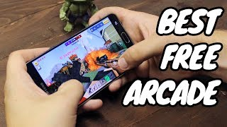 Top Free Offline Arcade Games For Android / iOS October 2018