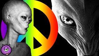 The Alien Races Who are Here to Protect Us 2017
