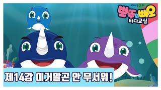 : 어린이 애니메이션 l 지식이 쏙쏙 뽀뚜와빠오의 바다…