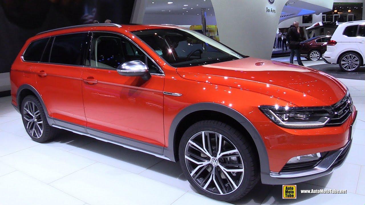 2016 Volkswagen Passat Alltrack 2.0 TDI 4Motion - Ext, Int Walkaround ...