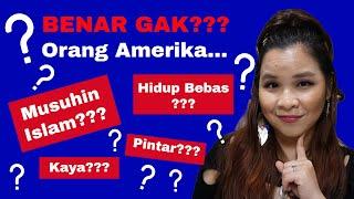 Apa Yang Buat Amerika Negara Maju?? Apa Bener Orang Amerika Musuhin Islam??