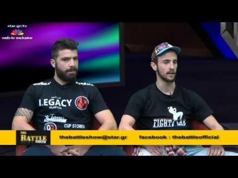 The Battle Show - 16.4.2015 - Web exclusive