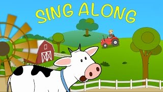 1 HOUR of Animated Sing-Along Songs, Nursery Rhymes & Lullabies