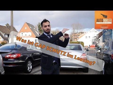 Was ist GAP SCHUTZ im Leasing? www.Bremen-Automakler.de
