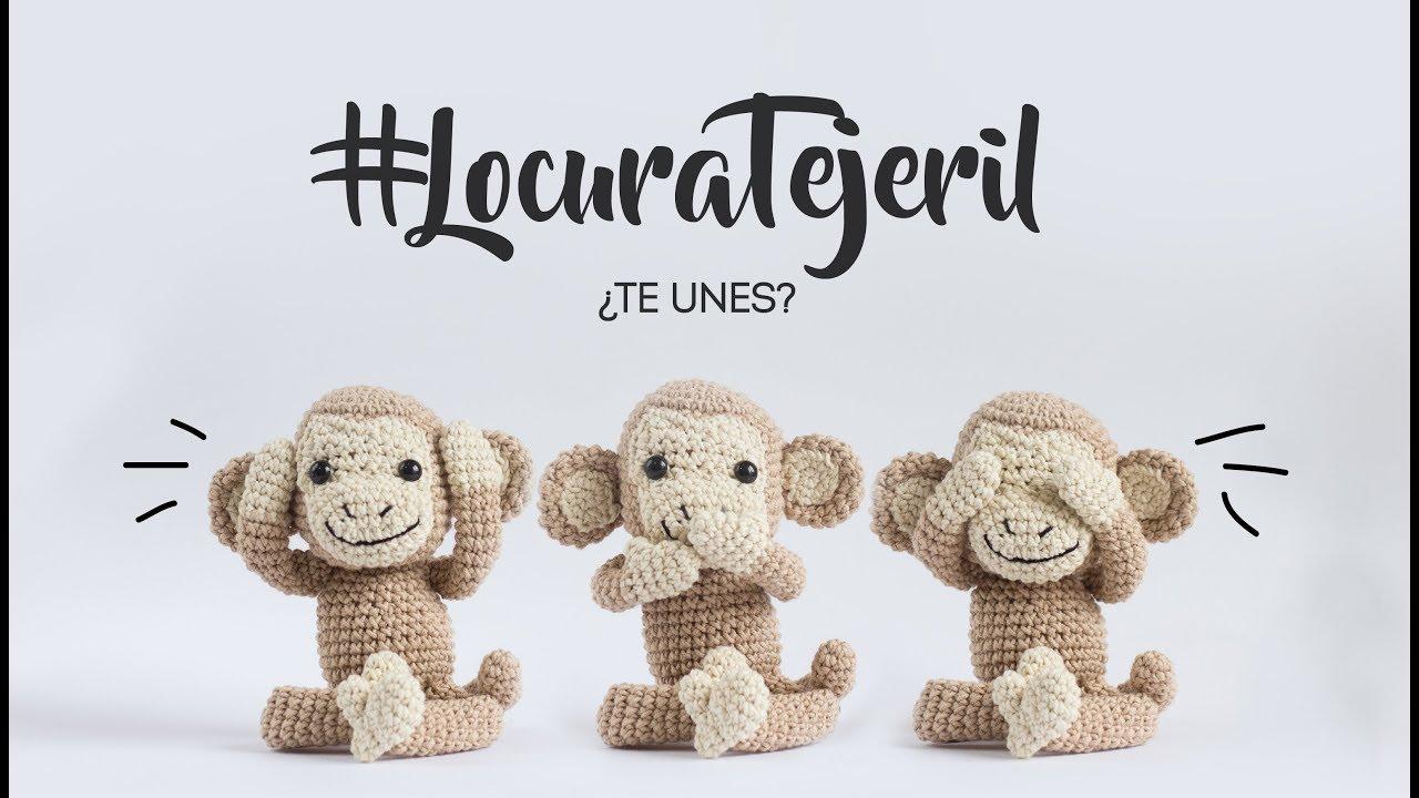 Vlog #Locuratejeril - ¡Patrones de crochet, tricot y amigurumi para ...