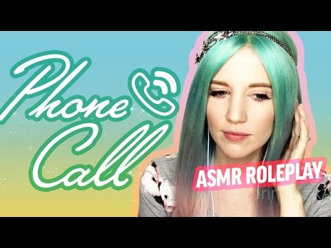 ASMR Research Survey Phone Call Role Play