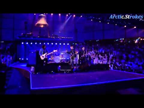 Arctic Monkeys.- Olympic Games London 2012