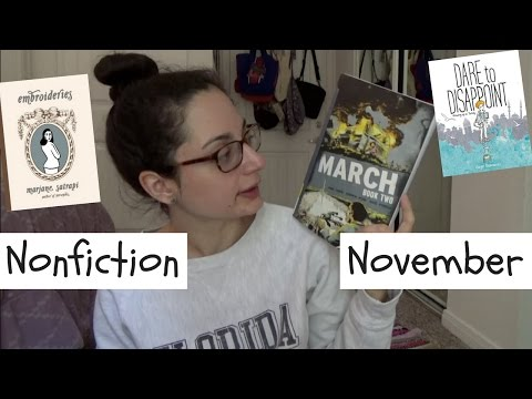 Graphic Memoirs | New, Controversial, & Important (Nonfiction November)