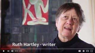 Interview with Ruth Hartley about 'The Tin Heart Gold Mine'