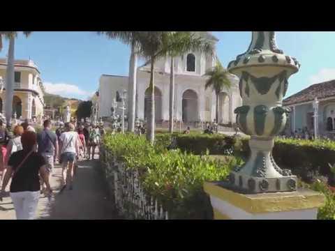 쿠바, 트리니다드 - 시티 투어 (2017)