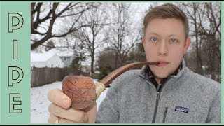 How to Make a Long Stem Pipe