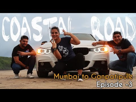 Mumbai to Ganpatipule Route | Coastal Road Adventure |  Episode 3 | Solo Ride | KTM Duke 390