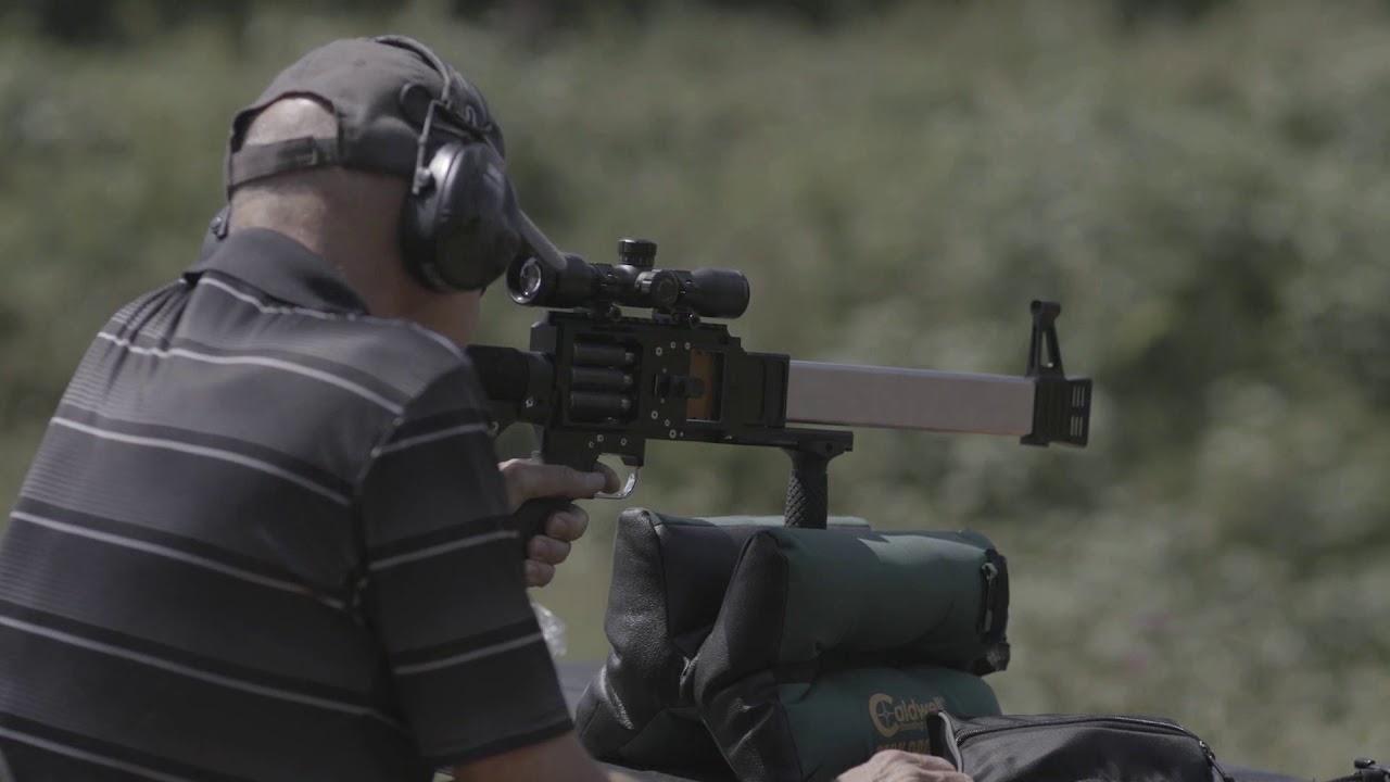 اقوى بندقية في العالم 2019 و الجيش الأمريكي يسعى لامتلاكها