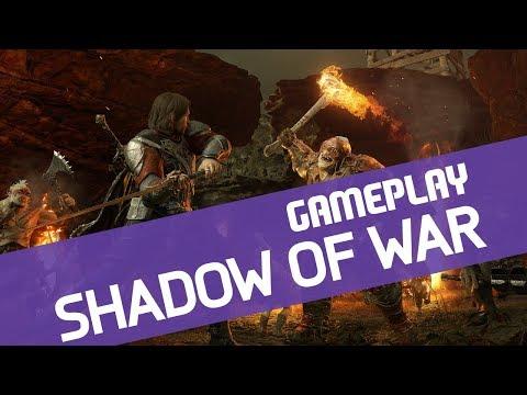 La Terra di Mezzo L'Ombra della Guerra: 6 minuti di gameplay della missione Carnàn's Bane