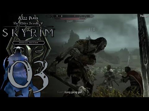 AJ Plays: Skyrim Special Edition - Whiterun | Episode Three