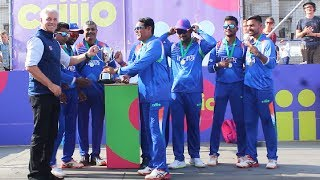 India vs Brazil | Final Match | CRIIIO Cricket Cup 2019