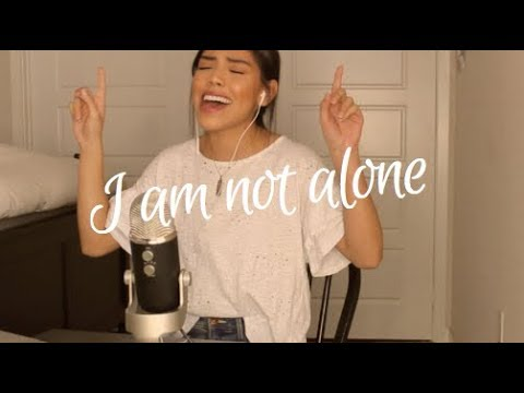I Am Not Alone - Kari Jobe Cover by Nandy Martin