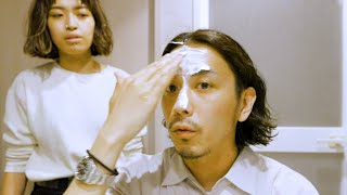 【スキンケア】30代ズボラ男子がプロに正しい洗顔やお顔のケアを教わってみたら…【フェイシャルケア】