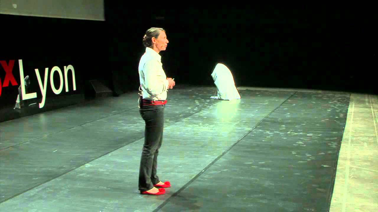 L'éducation positive: Claire Blondel at TEDxLyon