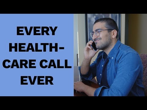 Bob Delmont - Is this really EVERY Health care call ever?