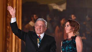 Festival 'Culturas de México' y Grito de Independencia. Presidente AMLO