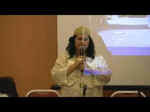 DECRETO SOLAR MAYA, y sonido caracola. Montserrat, año 2008