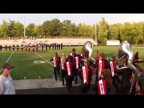 FCMB Pre-Game March / Stadium Entrance / Fight The Team