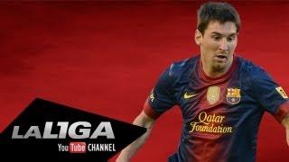 Resumen de FC Barcelona (6-1) Getafe CF - HD - Highlights