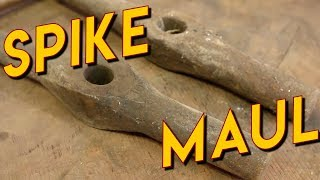 old-tool-review-spike-maul