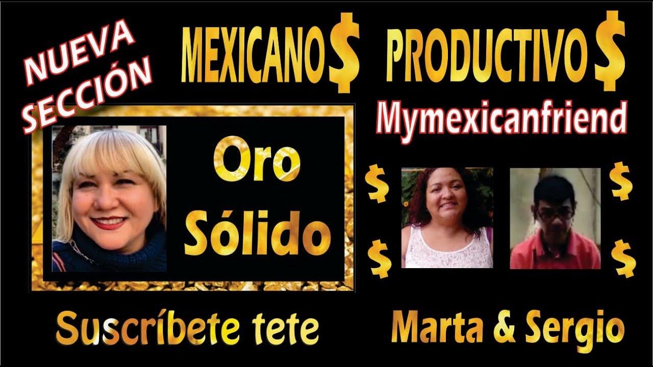 ELLOS SON LUCHONES!!! GRACIAS!!! MARTHA Y SERGIO POR SU GRAN ESFUERZO
