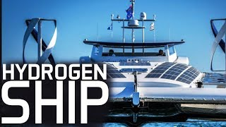 World's First Hydrogen-Powered Ship Goes on Six Year Voyage