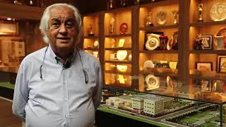 İAÜ - Mimarlık ve Tasarım Fakültesi Dekanımız Prof. Dr. Turhan Nejat Aral