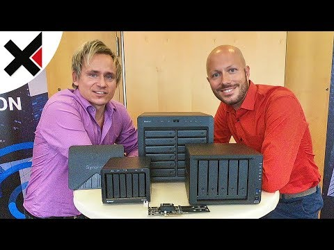 Synology Interview II & DS619slim DS1019+ DS2419+ MR2200ac