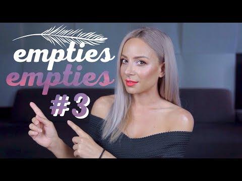 Empties #3 | Gina