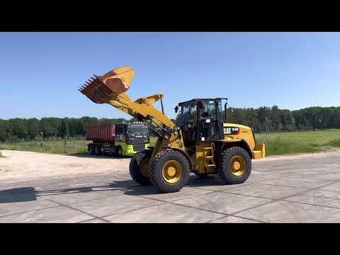 Used heavy machinery Caterpillar 914M Radlader