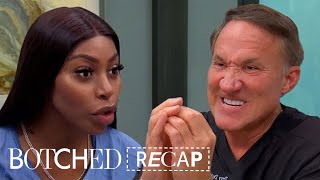 """Smaller Areolas & """"Shark Bite"""" Be Gone: """"Botched"""" RECAP (S7, Ep2)   Botched   E!"""
