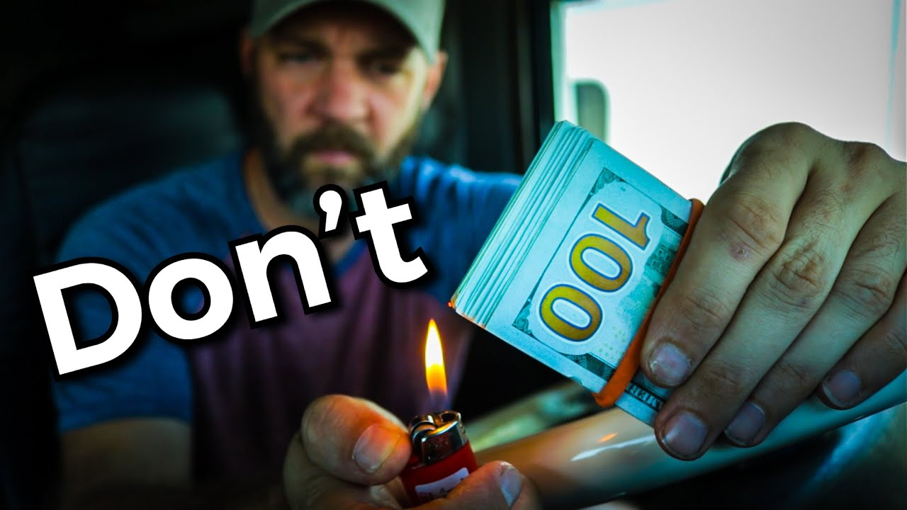 ADVICE ALL NEW OWNER OPERATORS MUST KNOW!