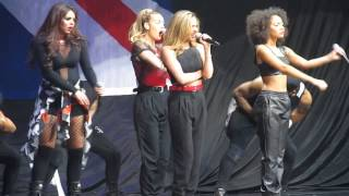 Little Mix- Word Up - Chicago 3-14-2014