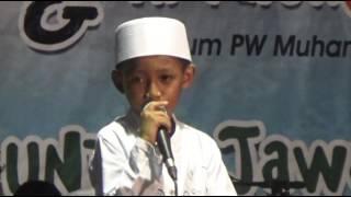 Wildan (finalis Dai CIlik) nyentil Pak Ganjar Pranowo
